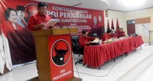PDI Perjuangan gelar konferensi pemilihan Ketua DPC