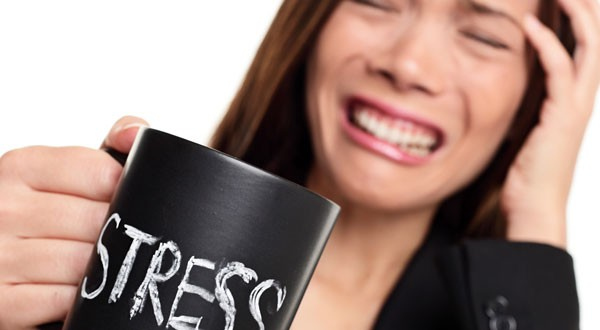 Image result for stress ingin makan