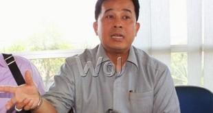 Ketua Fraksi Partai Demokrat DPRD Medan Herri Zulkarnain/ WOL Photo
