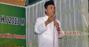 Anggota DPR RI, Fadly Nurzal (WOL Photo)