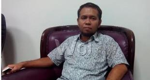 Anggota Komisi C DPRD Medan, Salman Alfarisi (WOL Photo)