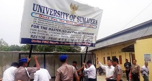 Unoversity of Sumatera - WOL Photo