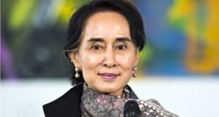 Aung San Suu Kyi (theguardian.com)