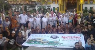 Blogger Medan dan Medan Heritage ajarkan Internet Sehat (eko)