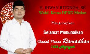 Wakil Ketua DPRD Medan