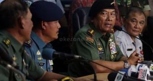 Panglima TNI Jenderal Moeldoko beberapa waktu lalu (Foto: Dok Okezone).