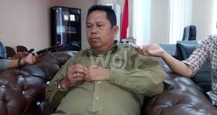 Ketua DPRD Medan, Henry Jhon Hutagalung (WOL Photo)