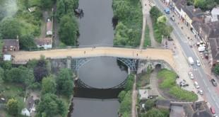 Jembatan tertua di Inggris (Foto: Wikipedia)