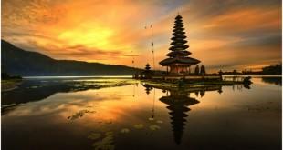 Daya tarik Bali di kala senja (Foto: Imgkid)