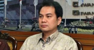 Ketua Komisi III Aziz Syamsuddin (foto: merdeka.com)