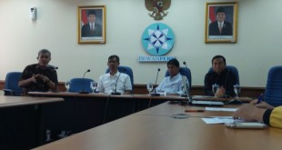 Dewan Pers kritik media yang kedepankan kecepatan daripada verifikasi (Foto: Arie Dwi Satrio).