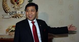 Ketua DPR RI Setya Novanto (foto: Istimewa)