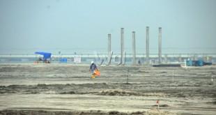 Pelabuhan Kuala Tanjung (WOL Photo/Ega Ibra)