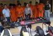 Polresta-Medan-Ringkus-13-Begal,-1-Ditembak