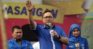 Ketua Umum PAN, Zulkifli Hasan (foto: Antara)