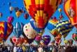 Festival Albuquerque International Balloon Fiesta - Amerika Serikat (foto: Istimewa)