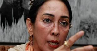 Sukmawati Soekarnoputri (foto: Istimewa)