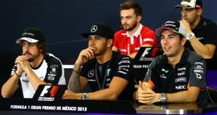Mercedes diuntungkan dengan kondisi trek yang ada di Meksiko (Foto: AFP)