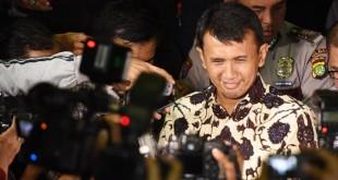 Gubernur Sumatera Utara Nonaktif Gatot Pujo Nugroho (foto: Antara)