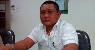 Ketua Fraksi Gerindra DPRD Medan, Surianto SH. (WOL Photo)