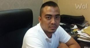 Kanit Reskrim, Iptu Adhi Putranto Utomo SH mengatakan biaya perobatan tiga wartawan dibantu Kapolsek Medan Baru.(WOL Photo/gacok)