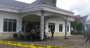 KPU Simalungun (Istimewa)