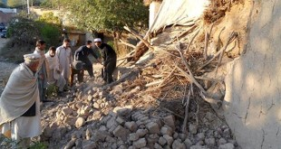 Pakistan Diguncang Gempa (foto: Istimewa)