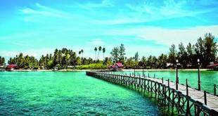 Pulau Derawan (Foto: Mister Aladin)