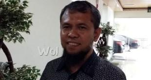 Anggota Komisi C DPRD Medan dari Fraksi PKS, Salman Alfarisi. (WOL Photo/M.Rizky)