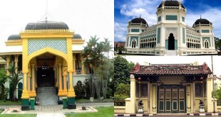 Historical tourist destinations in Medan (photo: preferential)