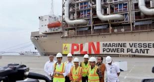Kapal pembangkit listrik (foto: ksp.go.id)