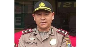 Kapolsek Medan Sunggal Kompol Harry Azhar Hasry SH, SIK, MH akui tersangka pembunuh Ustad Mujiono sudah dibekuk.(WOL. Photo/Gacok)