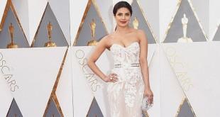 Cantiknya Priyanka Copra di red carpet Oscar (Foto: Dailymail)