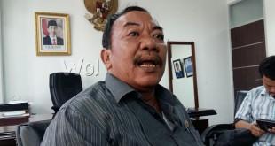 Wakil Ketua DPRD Medan, Burhanuddin Sitepu. (WOL Photo/muhammad rizki)