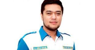 Ketua KNPI Medan, El Adrian Shah (foto: Ist)