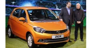 Tata Zica (Foto: Reuters)