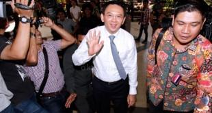 Gubernur DKI Jakarta Basuki Tjahaja Purnama (Foto: Okezone)