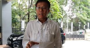 Anggota Komisi C DPRD Medan, Hasyim SE.(WOL Photo/M. Rizki)