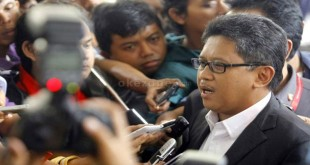 Sekjen DPP PDI P Hasto Kristiyanto (Okezone)