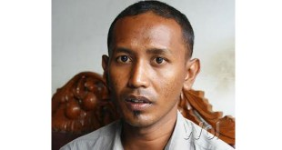 Ketua JASA, Bukhari (WOL Photo/Chairul Sya'ban)