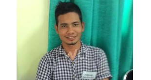 Ketua Front Pemersatu Aceh (FPA), Nazar Husaini. (WOL Photo/Chairul Sya'ban)