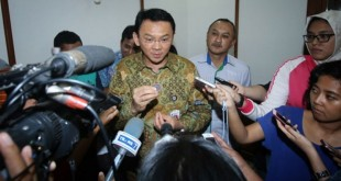 Gubernur DKI Jakarta Basuki T Purnama alias Ahok (Foto: Dok Okezone)