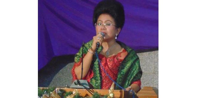 Anggota DPRD Sumut, dari Fraksi Partai Demokrat, Jenny Brutu (Ist)