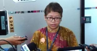Pelaksana Harian Kepala Biro Humas KPK, Yuyuk Andriati (kompas.com)