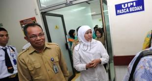 Menteri Sosial Khofifah Indar Parawansa (WOL Photo/Ega Ibra)