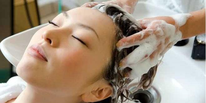 Hasil gambar untuk mencuci rambut