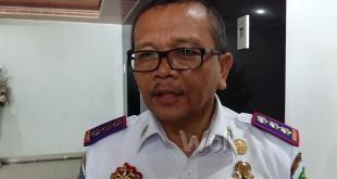 Kepala Dinas Perhubungan Kota Medan, Renward Parapat. (WOL Photo/M. Rizki)