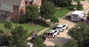 Ibu di Texas Tembak Mati Dua Putrinya