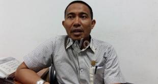 Anggota Komisi B DPRD Medan, HT Bahrumsyah. (WOL Photo/M. Rizki)