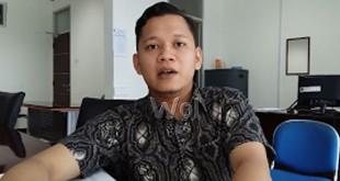 Sekretaris Komisi C DPRD Medan, Ibnu Ubayd Dilla (WOL Photo/M. Rizki)
